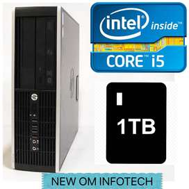 HP i5/ 1 TB HDD/4GB RAM DDR3/WARRANTY ALSO/NOW IN PATIALA/CALL NOW