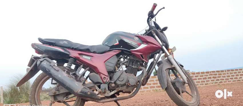 A good condition yamha sz bike needed to be sold urgently 0