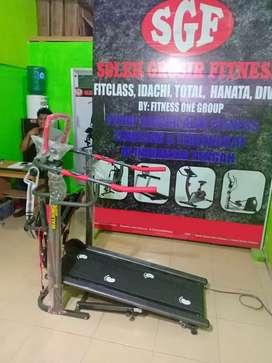 Treadmill manual 7 fungsi
