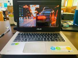 ASUS A456UR i5 - RAM 8GB - VGA 930MX - 1TB HDD - 256GB SSD - WIN10 ORI