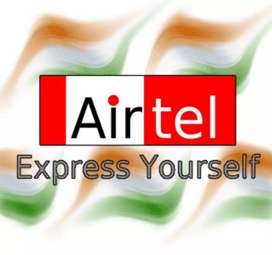 10000[Fix]in AIRTEL 4G[Saurabh HR]Need BACK OFFICE/CCE/CRO/Dat Entry
