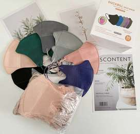 Masker dakbil warna mix ( campur)