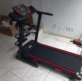 Alat Olahraga Treadmill Elektrik Multi Fungsi Hatm