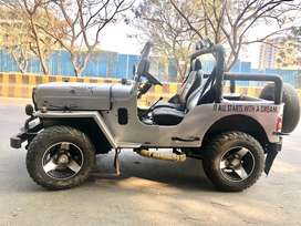 Completely Open modified thar