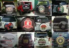 Cover Ban Panther/CRV Dll Redi sarung ban rush/terios#tutup taft Chels