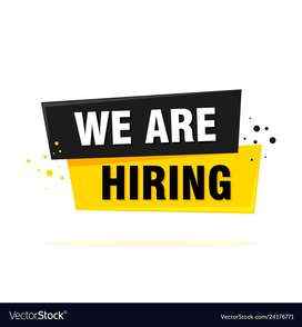 Receptionist (female only)