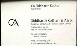 Articleship Assistant CA Firm