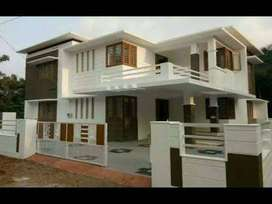 Independent modern villas for sale in palakkad