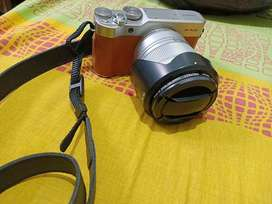 Camera mirrorless fujifilm X-A10