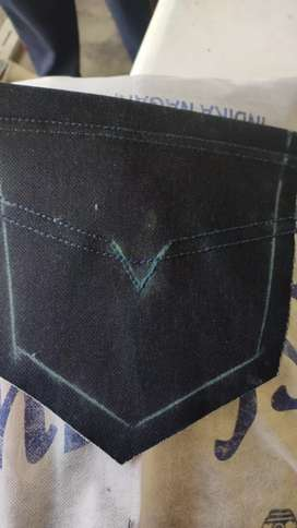 Tailor required for jeans stitching factory work