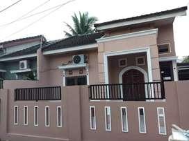 Rumah di sewakan/kontrakan villa edelweis km 12