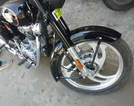 I'm selling new abs aloy wheel 2020model