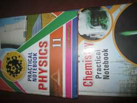 Practical note book Class ist year