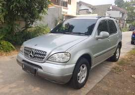 Mercedes Benz ML320 Sunroof + 7 Seater
