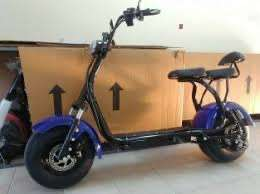 Bulk offers citycoco 1500w electric scooter