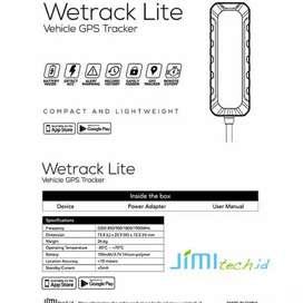 GPS TRACKER wetrack, amankan berbagai jenis motor/mobil