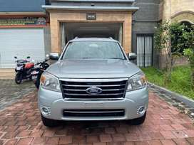 Ford Everest 2011 Type Limited Automatic Asli Bali Diesel Turbo Low KM
