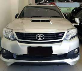T. Fortuner 2.5 G Disel AT