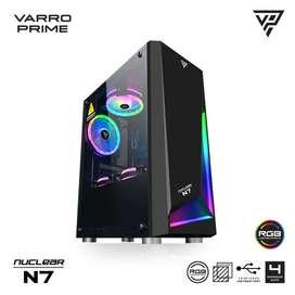 "PC Gaming (Fullset) Core i7/Ram 8GB/SSD 128GB/Monitor LED 19"" HDMI"