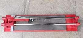 2feet tile manual cutter machine unused