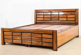 Buy New Double bed 3500, Single Bed 1800, Finance available