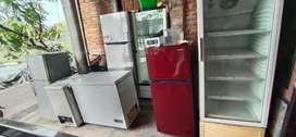 Menerima kulkas/freezer rusak
