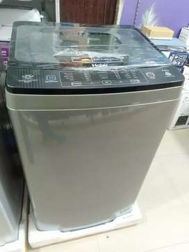 HAIER FULLY AUTOMATIC 6.5KG WASHING MACHINE 2+10WARRINTY OFFER PRICE