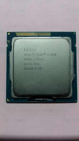 Core i3 3220 + Ram ddr 3