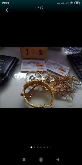 Terima jual emas, perak, dan berlian