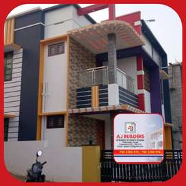 3BHK NEW HOUSE FOR SALE NEAR MAIN ROAD