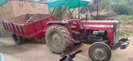 Tractor bechana hai