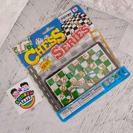 Ular Tangga Mainan Anak Chess Series