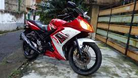 YAMAHA R15S VERY GOOD CONDITION EXCHANGE POSSIBLE READY TO HANDOVER