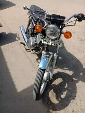 Best bike rx 135 with mint condition.