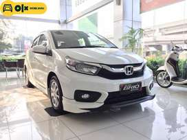 [Mobil Baru] Honda All New Brio Promo Angsuran Paling Murah di Jateng