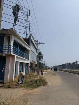 New Building for sale, Thrissur-Palakkad NH, Wadakkencherry