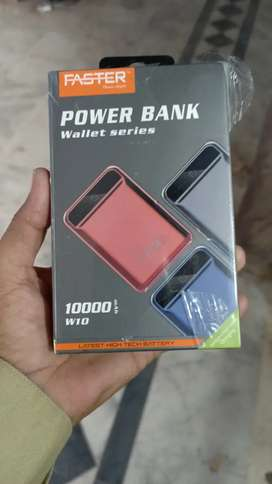 Power Bank Faster Brand