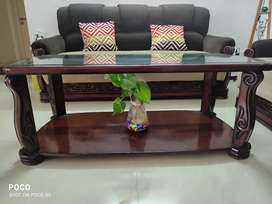 Selling Used Center Table