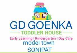 Required experienced teacher (female)for pre school
