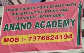 Assistant Teacher for Teaching Upto 10th Class