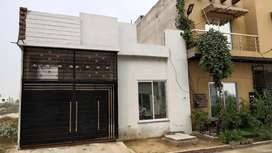 Rs 4500000 3marla house for sale in mm block Formanites Housing Scheme