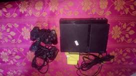 play station 2 with HDD