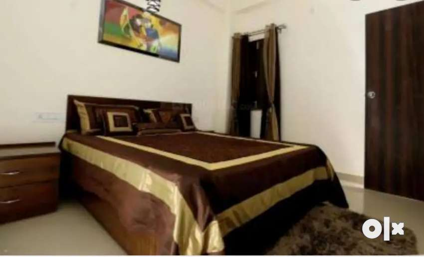 Furnished Apartment on rent with fooding. Preference is for Female