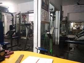 Full gym part