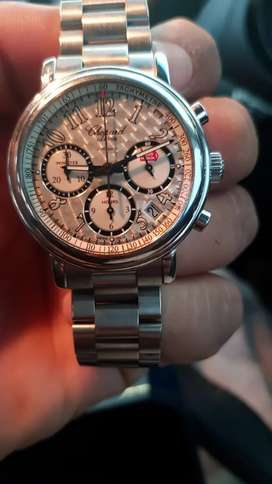 Chopard chronograph Automatic watch available.Imran Shah Rolex Dealer