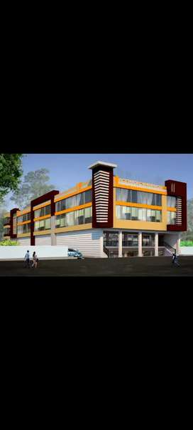 RENT space for Shop and Godown near Integral University Kursi road