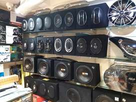 car accessories seat covers alloys music system speakers