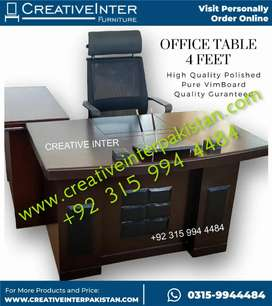 Office Table 4ft exclusiveoffer sofa bed Study laptop computer chair