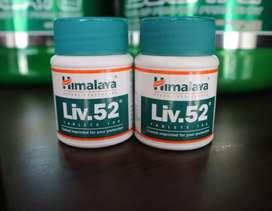 Himalaya liv.52 suplemen kesehatan hati liver