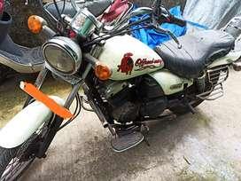 Yamaha enticer 125cc bike